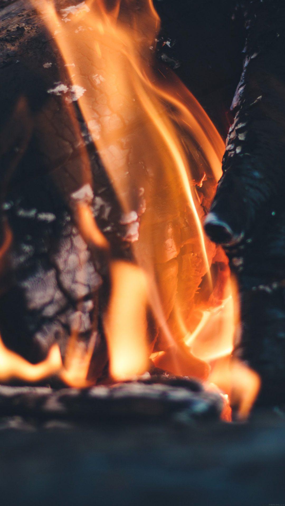 Fire Camp Thomas Lefebvre Nature