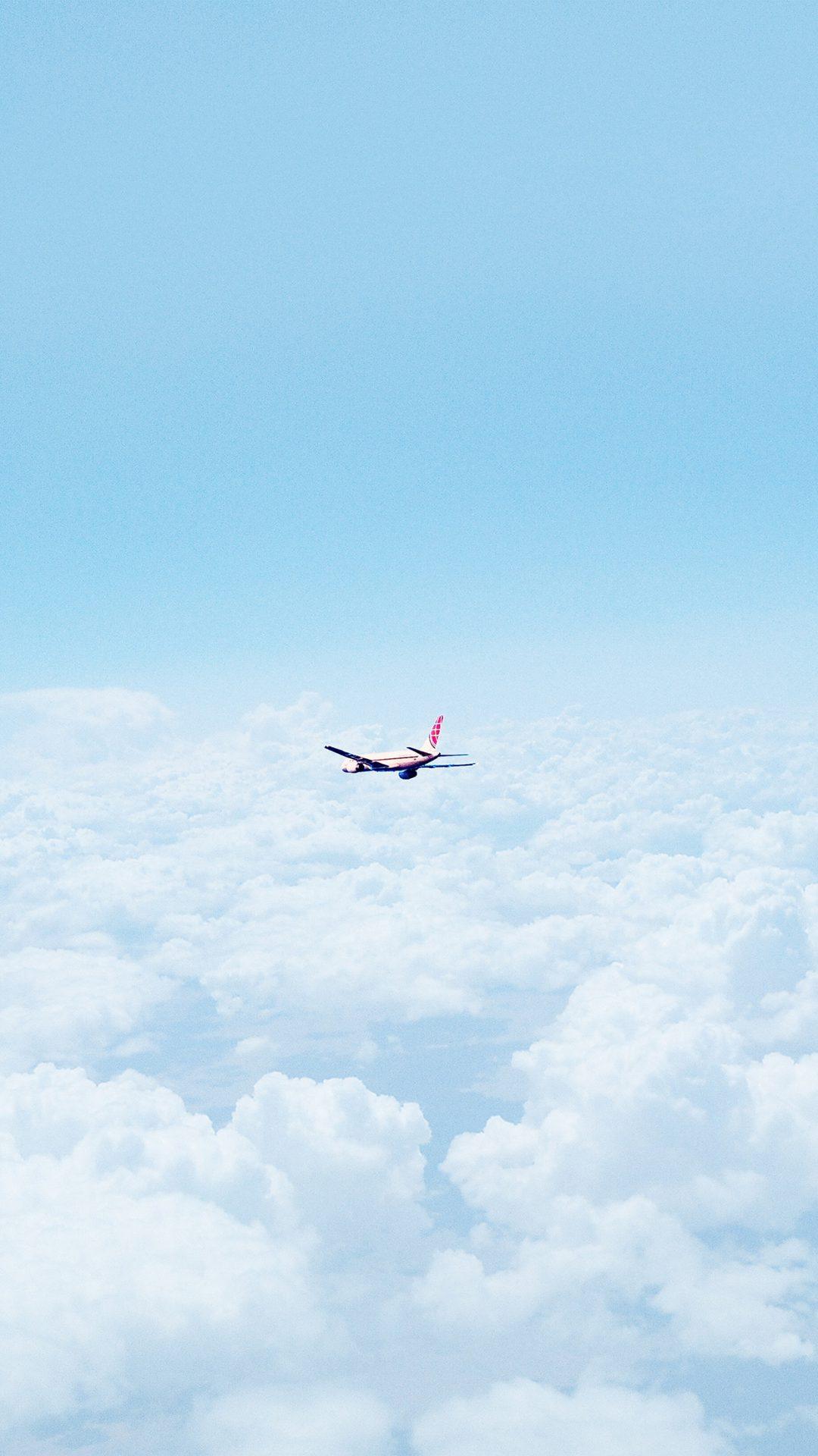Flight Sky Plane Cloud Nature