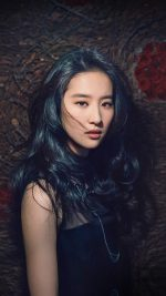 Girl Liu Yifei China Film Actress Model Singer Dark
