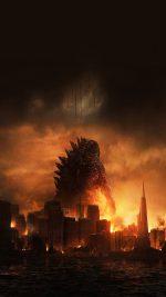 Godzilla Poster Film