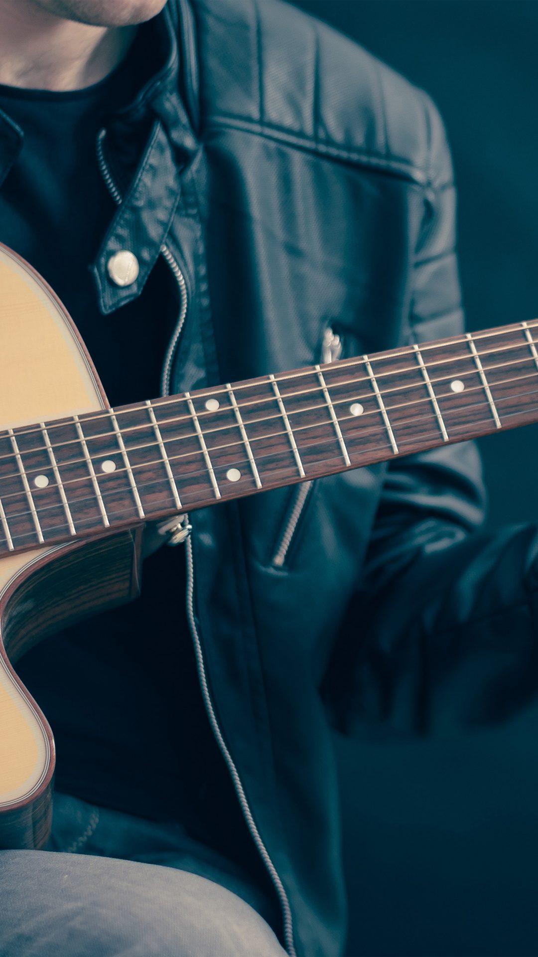 Guitar Classical Music Art Guy