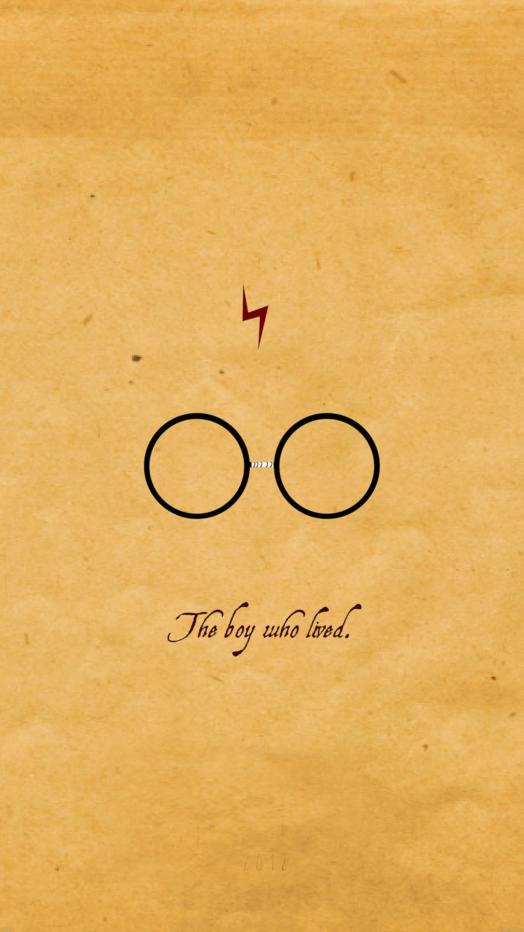 Harry Potter Quote Film