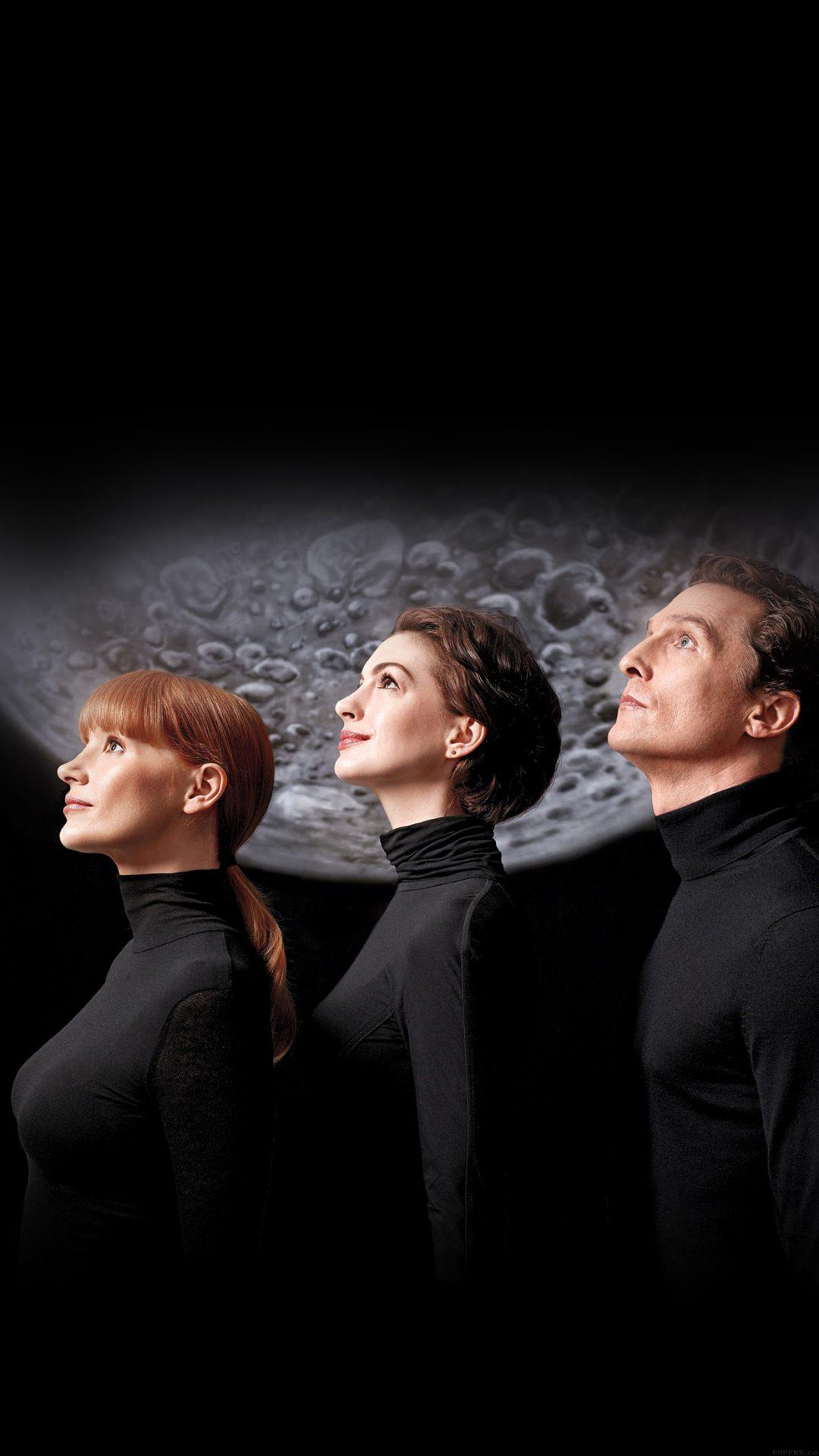 Interstellar Cast Nasa Space Film