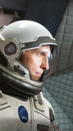 Interstellar Cooper Film Actor Matthew Mcconaughey