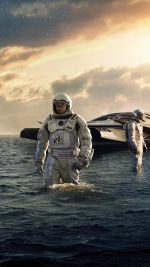 Interstellar Sea Film Space Art