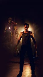 Ironman Avengers Art Robert Downey Jr Film Hero