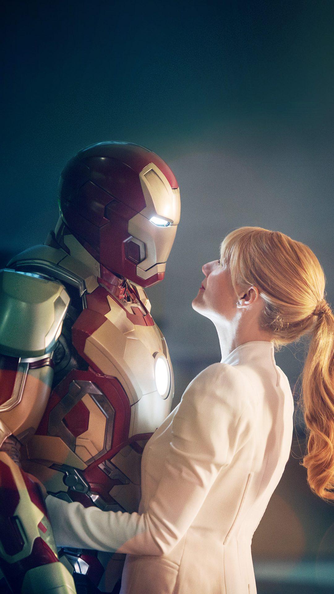 Ironman Love Hero Bokeh Film Celebrity Art