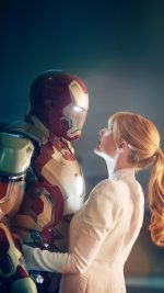 Ironman Love Hero Bokeh Film Celebrity Art