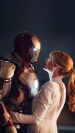 Ironman Love Hero Film Celebrity Art