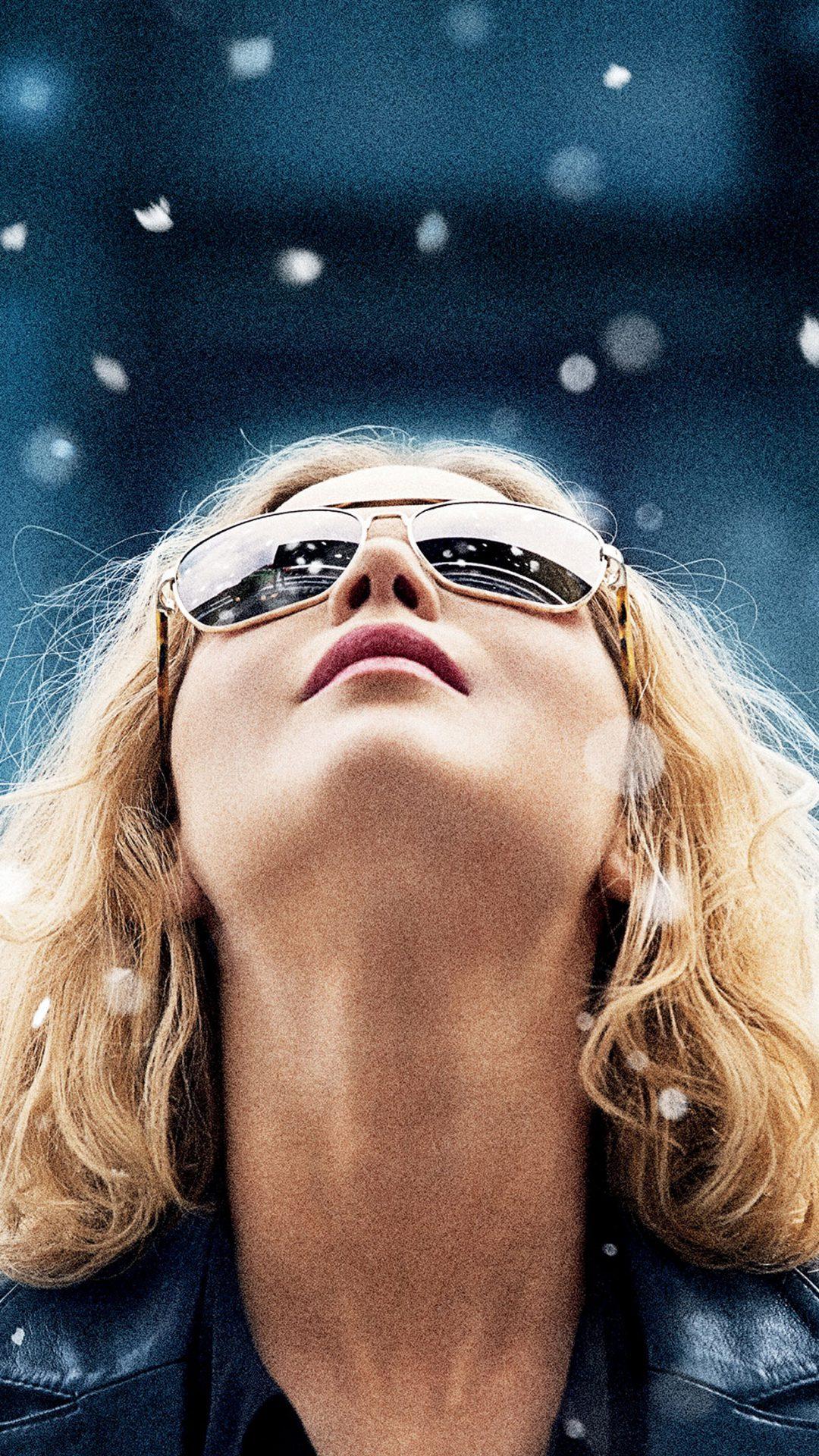 Jennifer Lawrence Joy Film Poster Girl Art