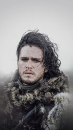 Jon Snow Game Of Thrones Film Art