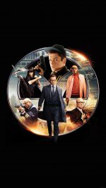 Kingsman Secret Service Film Art Poster
