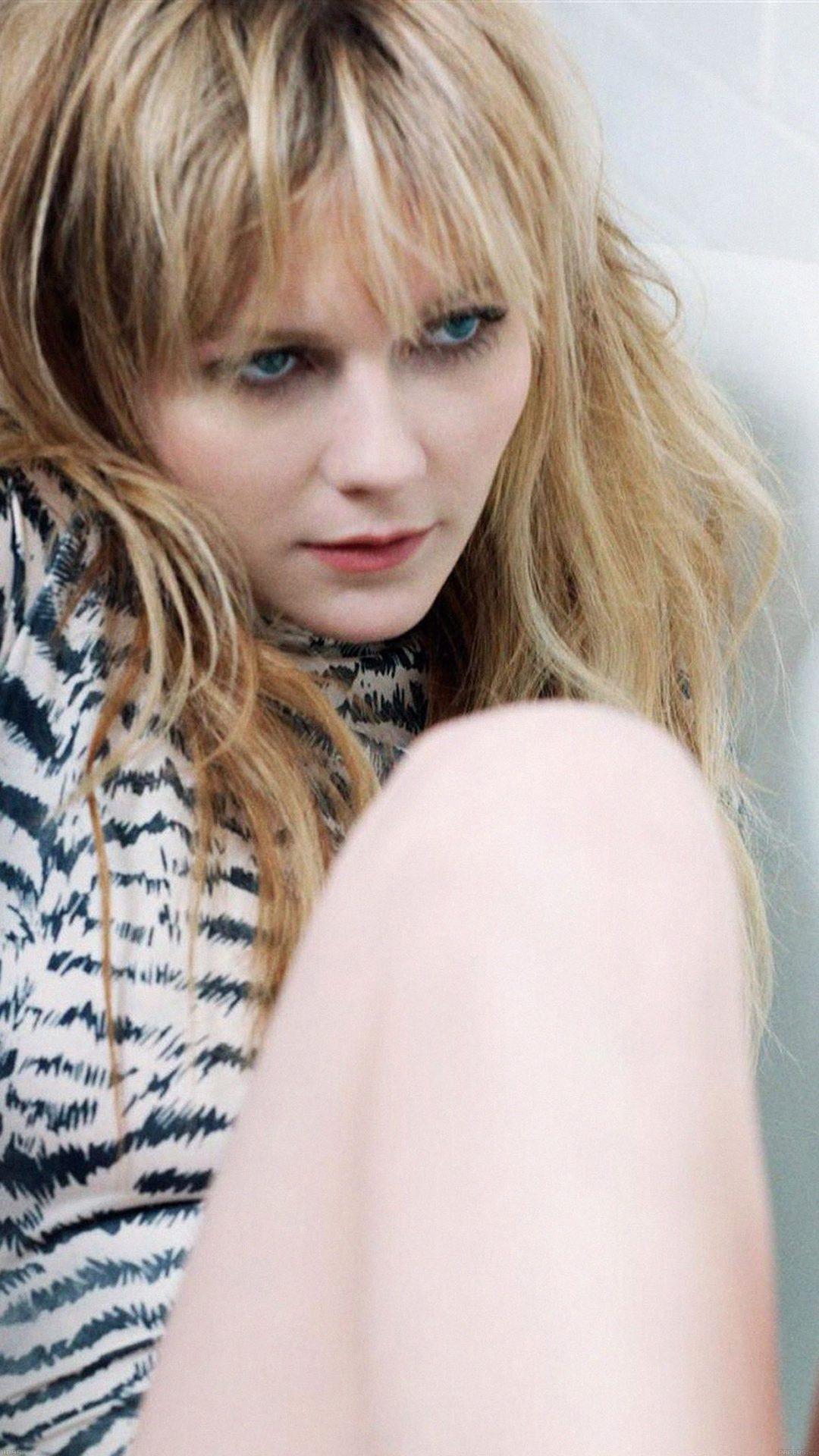 Kirsten Dunst Film Face Actress