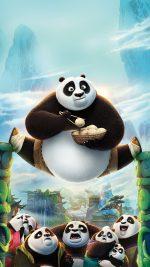 Kungfu Panda Art Illust Film Disney