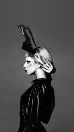 Lady Gaga Dark Mariano Vivanco Photo Music