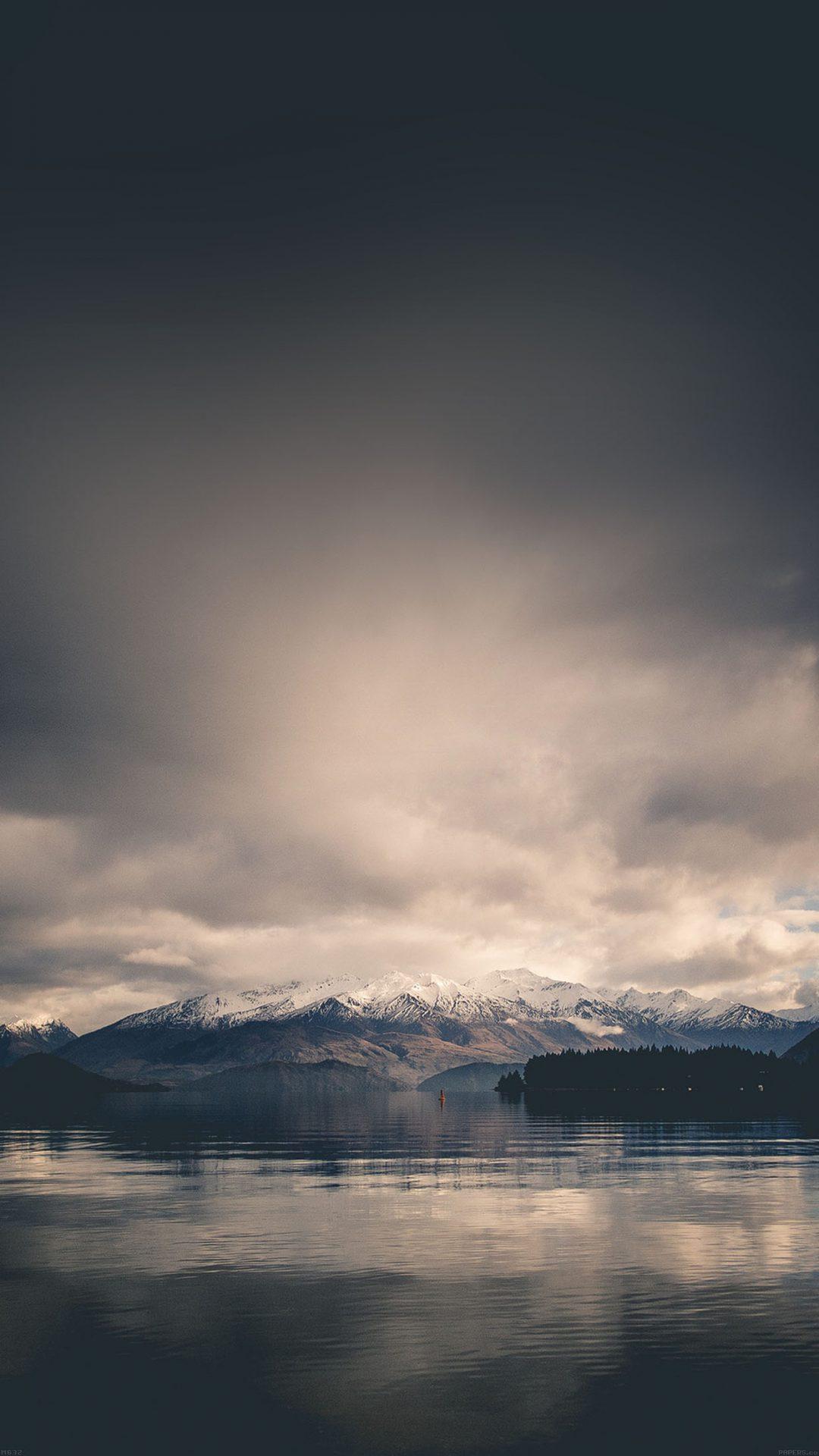 Lake Mountain And Sky Nature