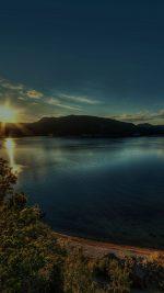 Lake Peace Lazy Sundown Nature