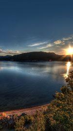 Lake Peace Sundown Nature