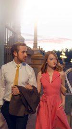Lalaland Ryan Gosling Emma Stone Red Film