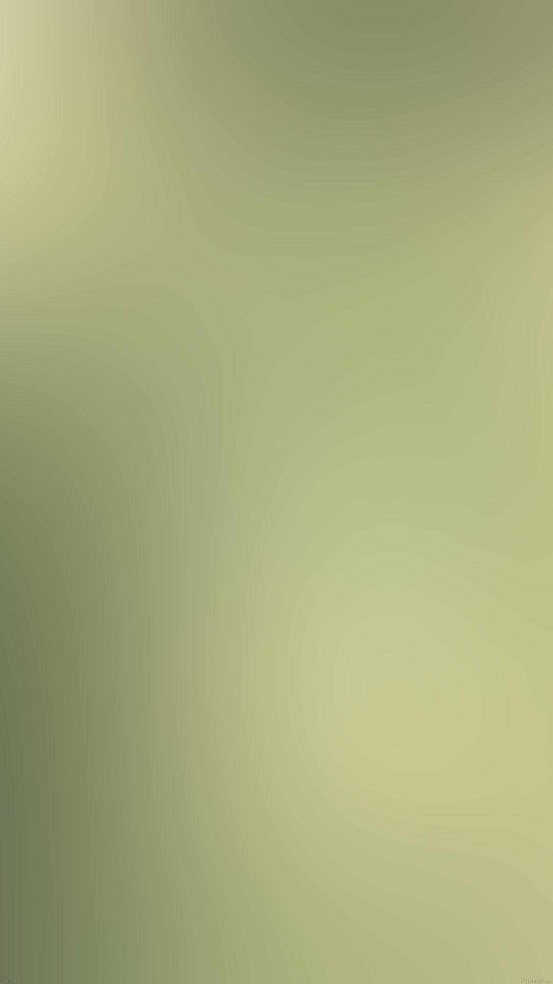 Leaf Nature Green Blur