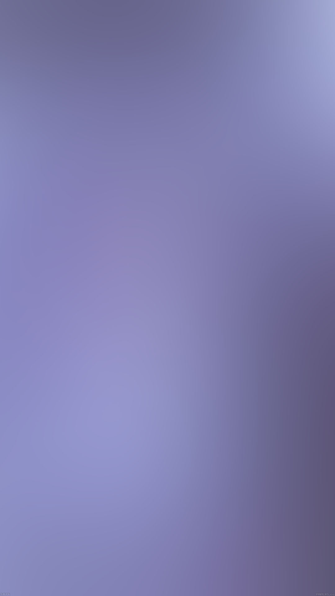 Leaf Nature Purple Blur