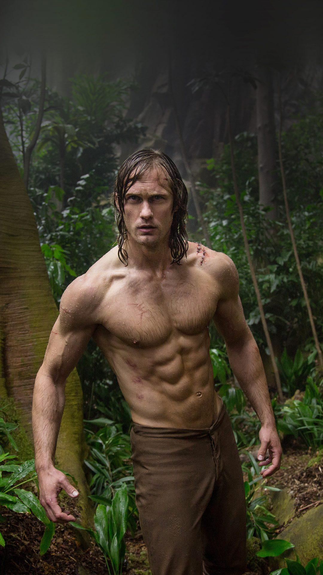 Legend Of Tarzan Film Art