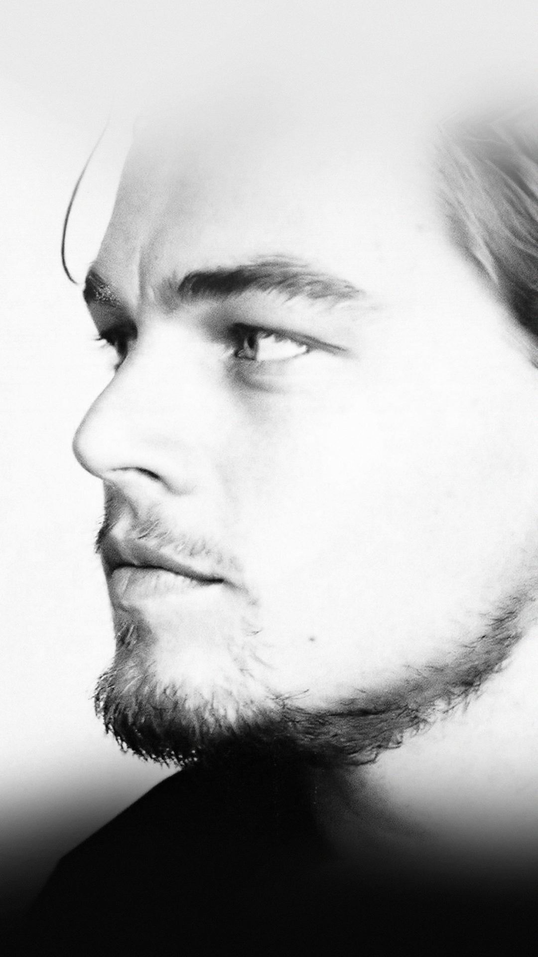 Leonardo Dicaprio Face Film Star