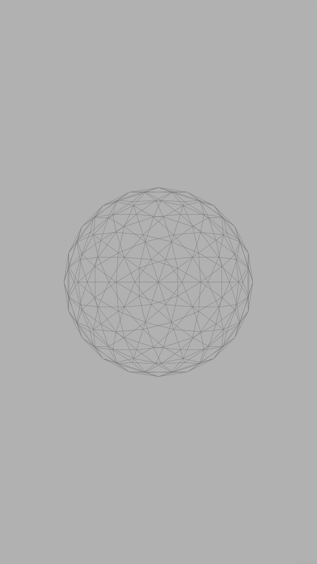 Line Abstract Circle 3d Art Gray