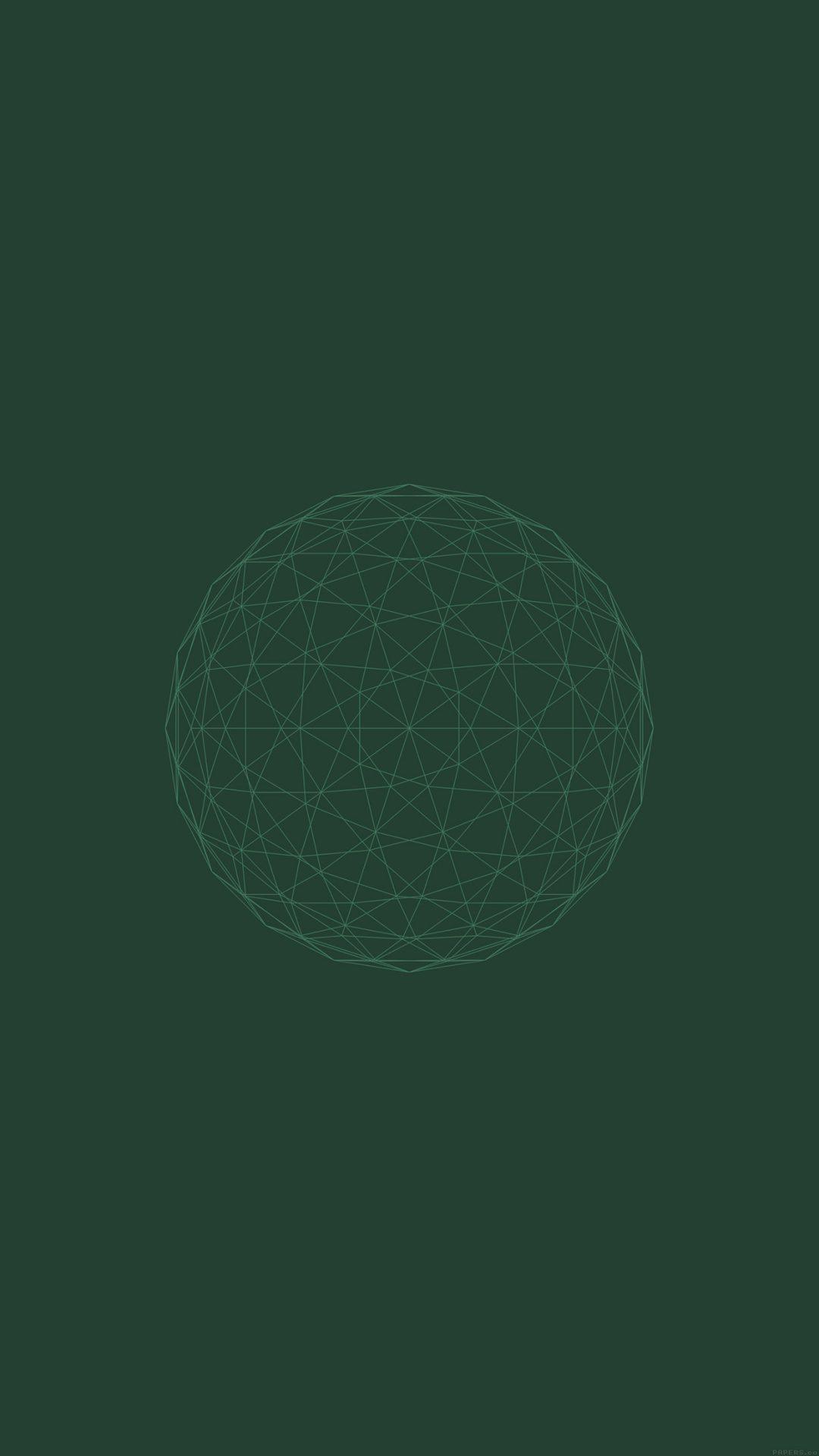 Line Abstract Circle 3d Art Greeb