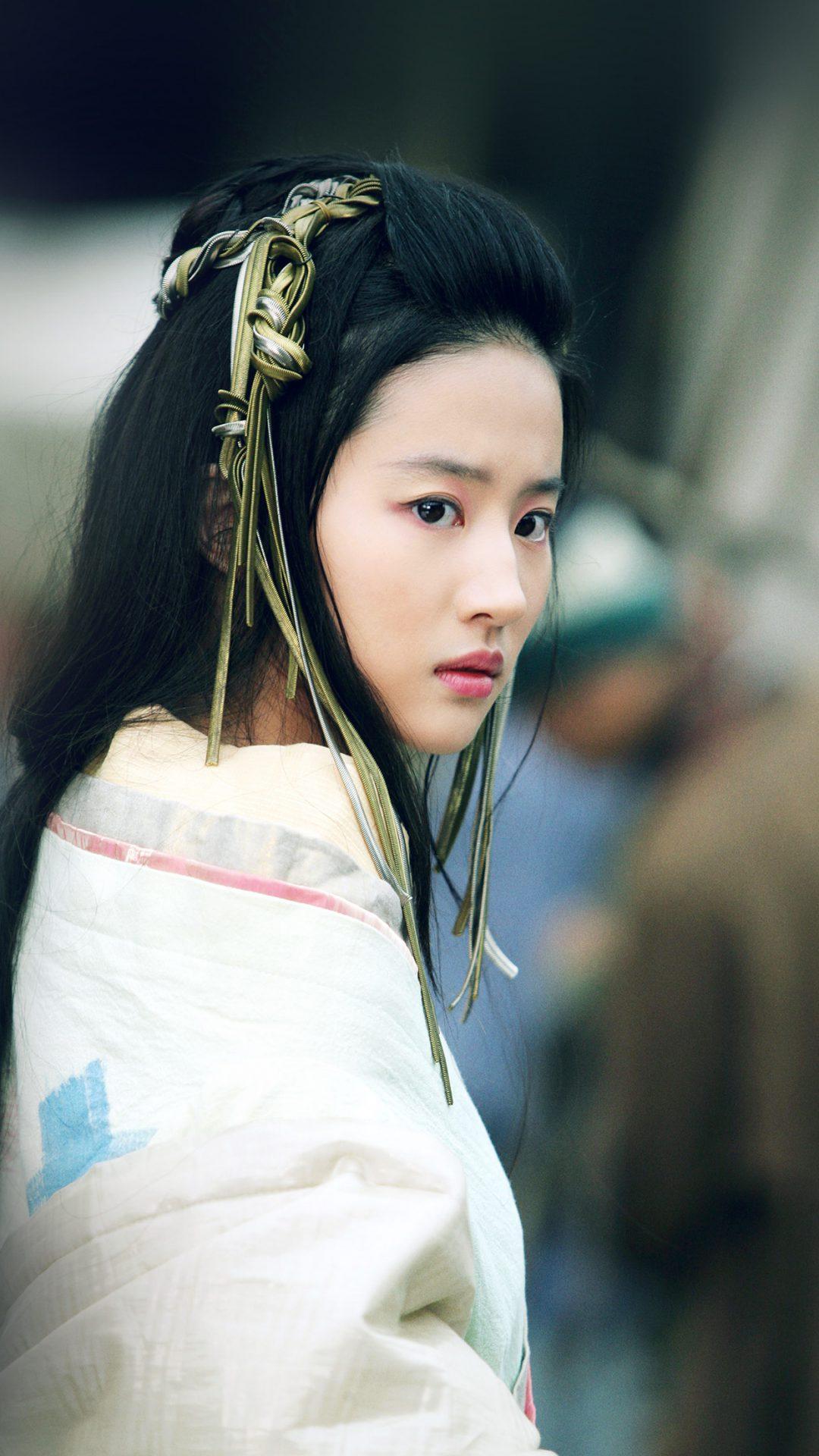 Liu Yifei China Star Film Actress Model Singer