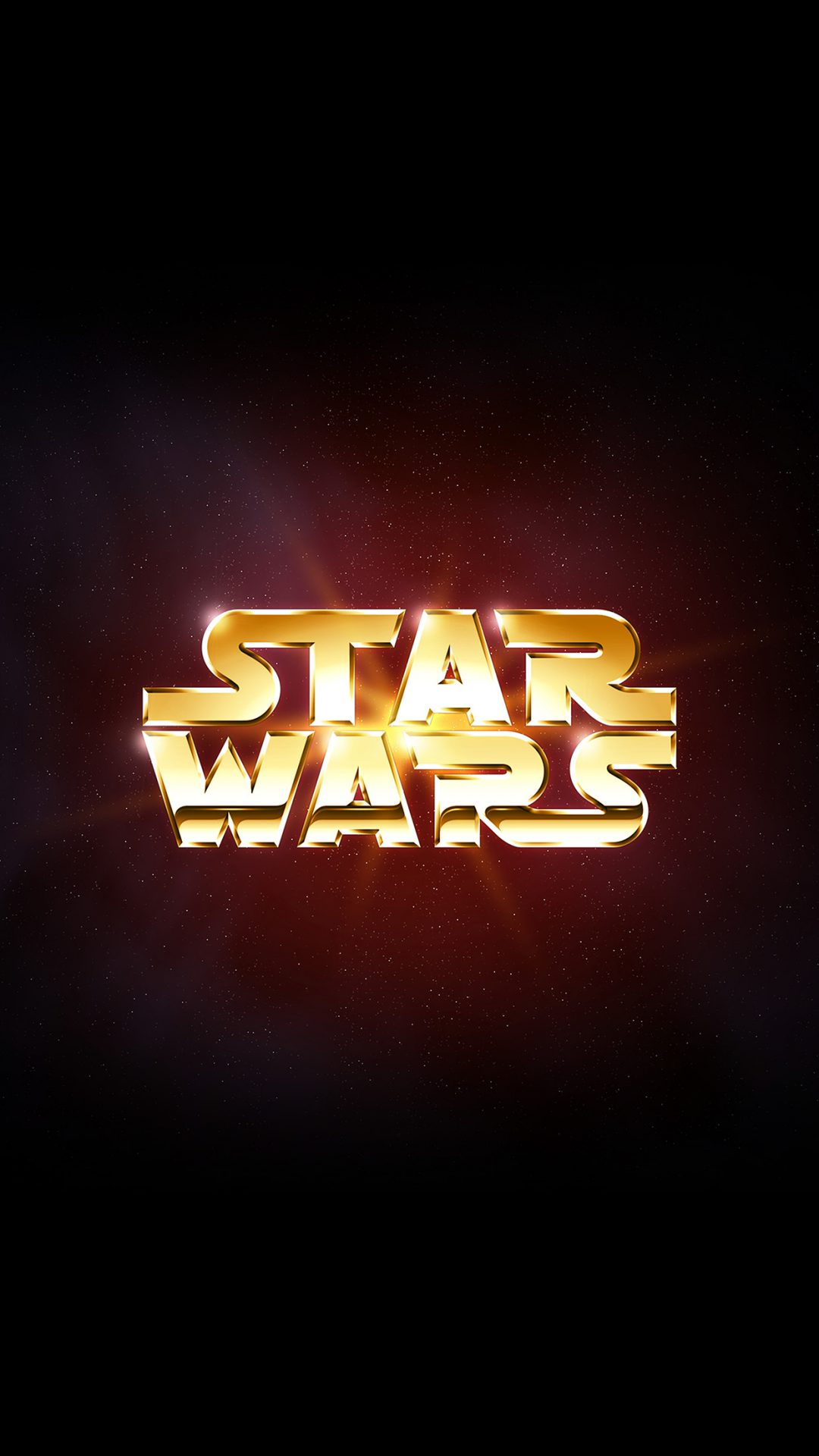 Logo Starwars Dark Film Art