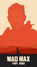 Mad Max Fury Road Poster Film Art Illustration