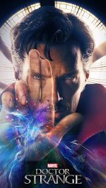 Marvel Doctor Strange Art Film Poster