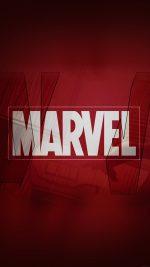 Marvel Logo Film Art Illust Minimal