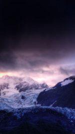 Mount McKinley Snow Nature