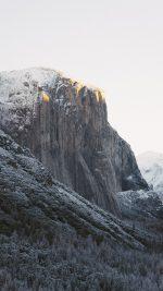 Mountain Winter Cold White Nature