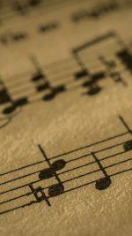 Music Note Art Pattern