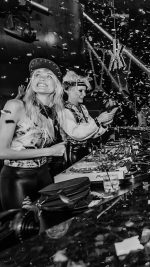 NERVO at Hakkasan Nightclub in Las Vegas April 20, 2013.