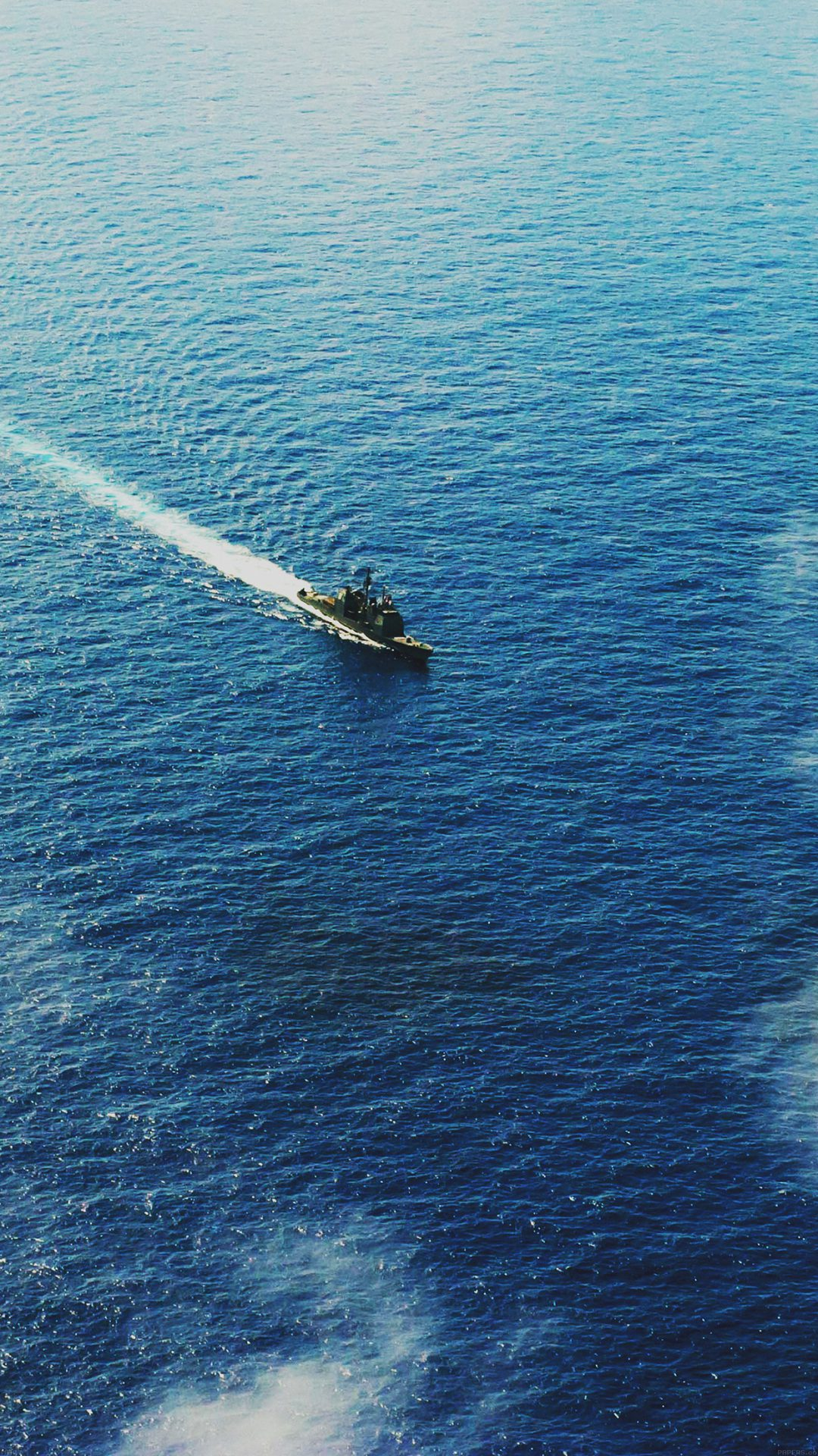 Ocean Ship Sea Sunny Day Pacific Nature Military Army