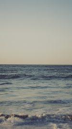 Ocean View Winter Sea Jay Mantri Nature