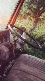 Old Car Forest Vintage Flare Nature Carl Kadysz