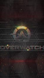 Overwatch Logo Game Art Illustration