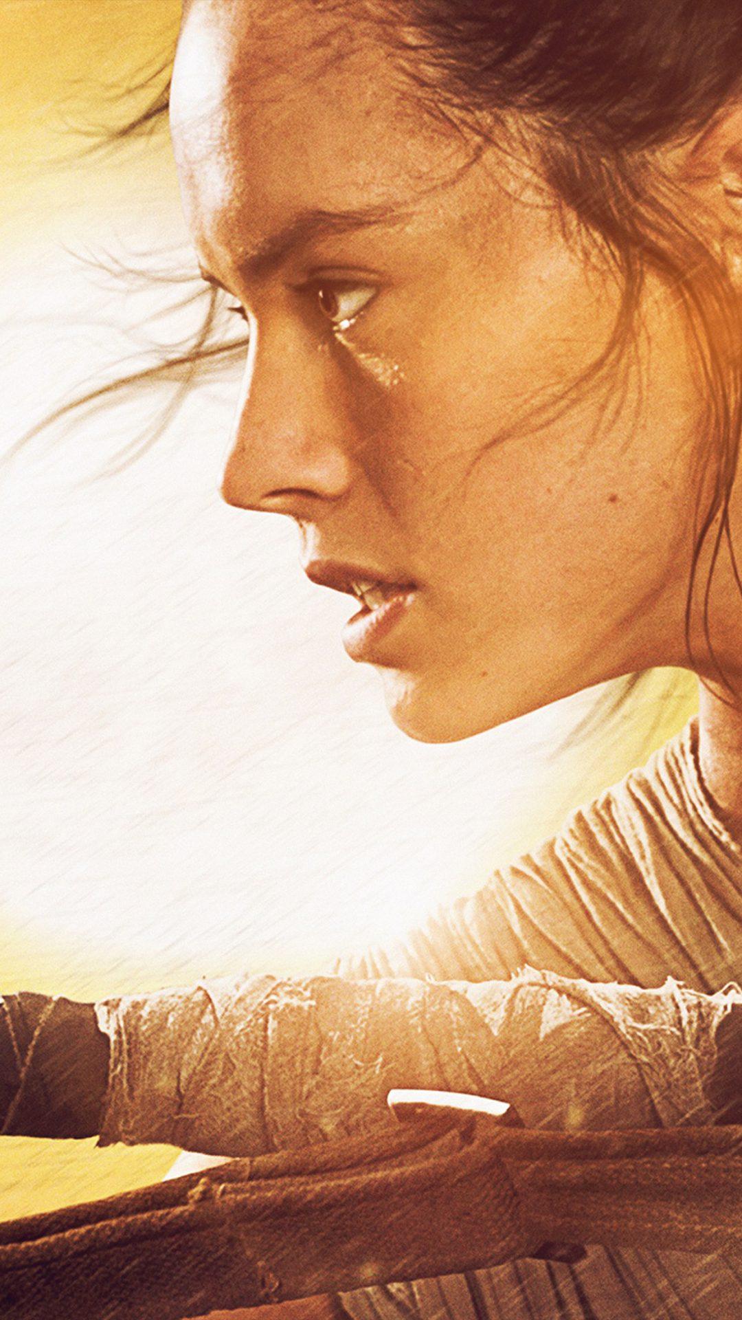Rey Starwars Film Art Actress Love