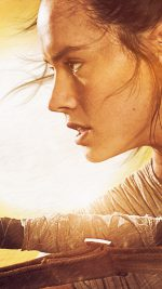 Rey Starwars Film Art Actress Love