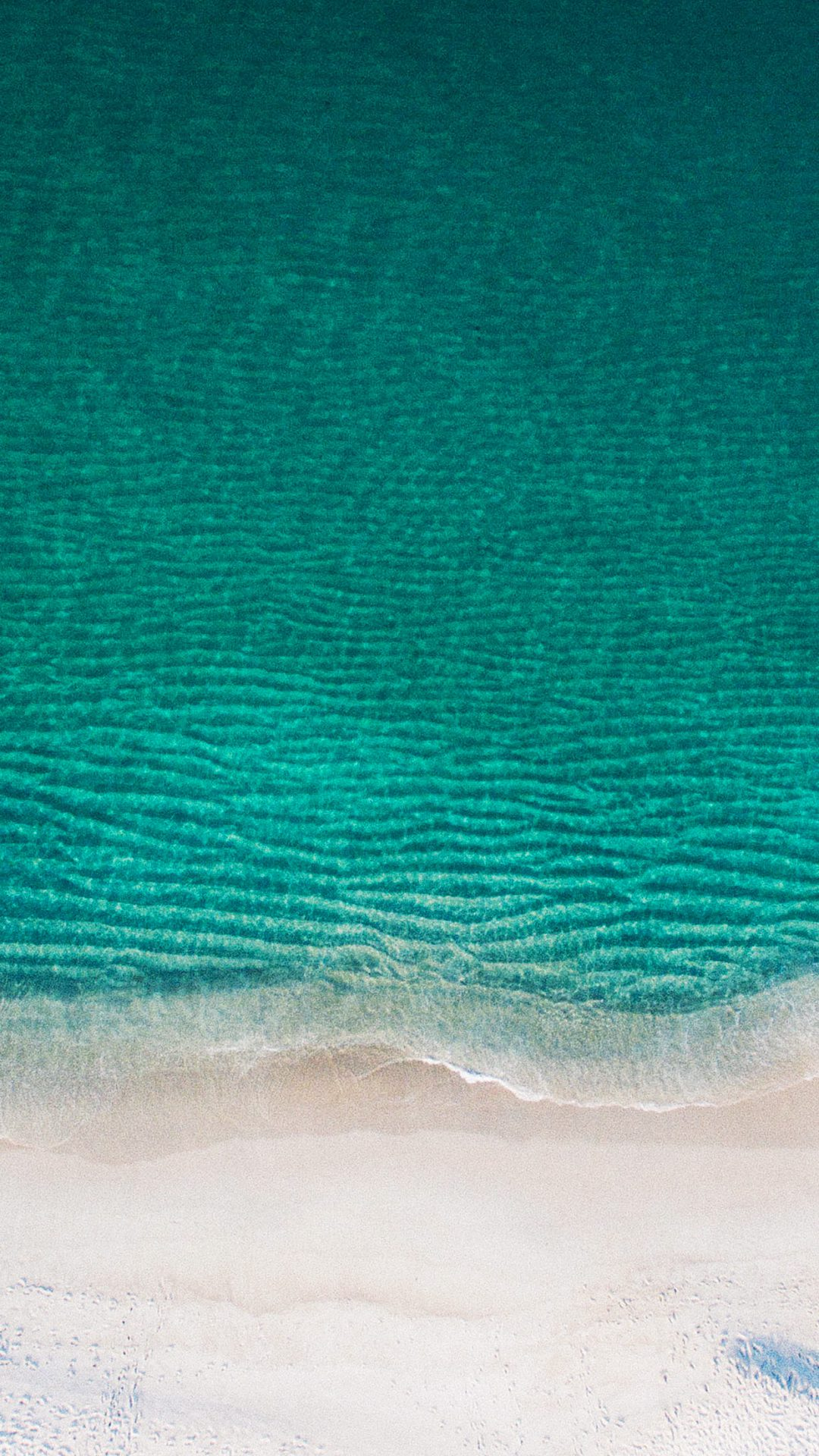 Sea Ocean Green Minimal Nature Wave Earth