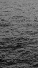 Sea Ocean Wave Dark Nature Black