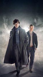 Sherlock 3 Film Face