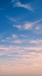 Sky Blue Cloud Nature Sunny Summer