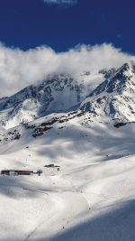 Snow Mountain Winter Nature
