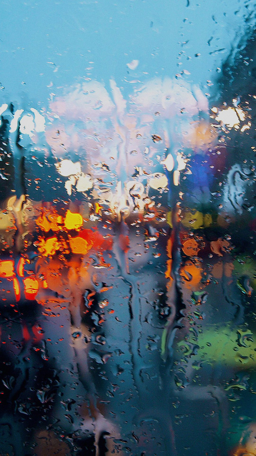 Somedays Rain Window Wet Nature